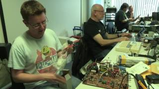 Acorn World Part 2 - The ABug guys do mad things with Acorn Computers!
