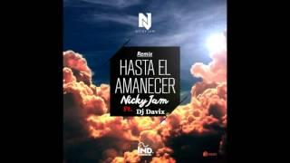 Afro 2016 Hasta El Amanecer - Nicky Jam - Remix Dj Davix.mp3