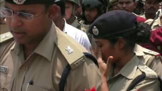 BJP MLA berates woman IPS officer Charu Nigam in Gorakhpur
