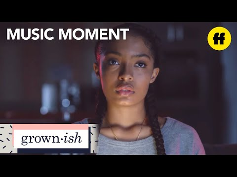 "grown-ish | season 1, episode 7 music: - natalie major ""i'm sleep walking"" | freeform"