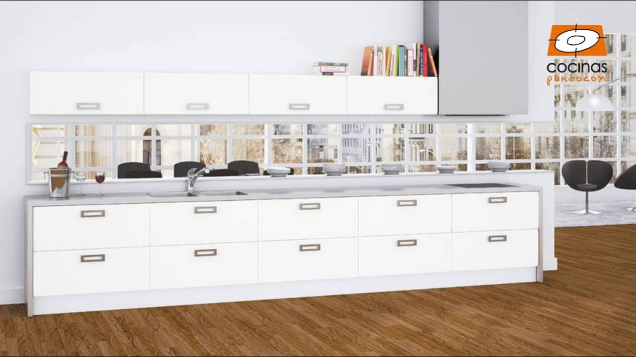 Cocinas lujosas y elegantes youtube for Disenos de zapaterias modernas