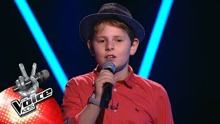 Kobe - 'Take Me Home, Country Roads' | Blind Auditions | The Voice Kids | VTM