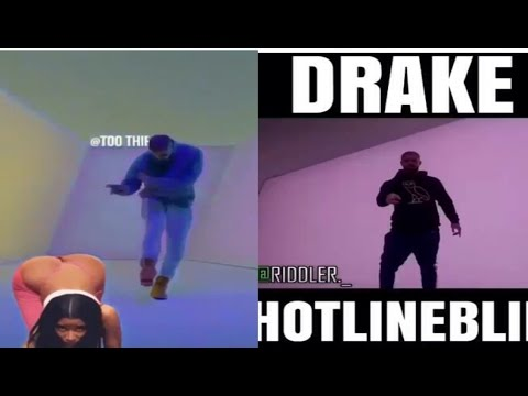 Drake Always on Beat - HotlineBling Music...