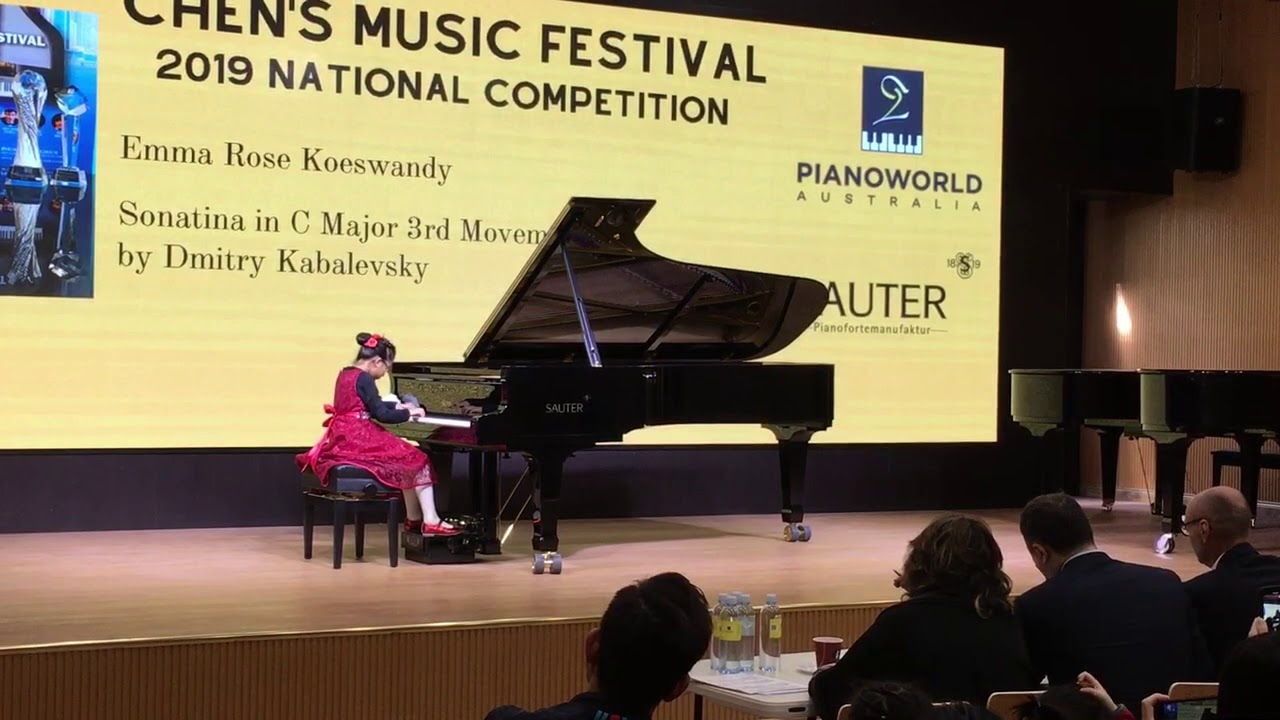 2019 old-time piano contest winner