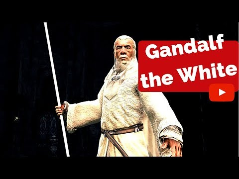 Gandalf the White Lord of the Rings: Conquest