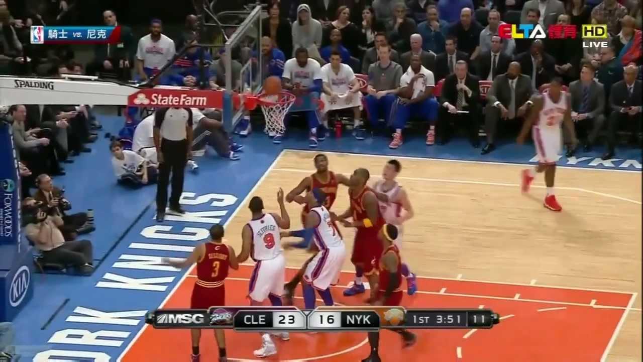 Jeremy Lin: The Jeremy Lin Show Vs Cleveland Cavaliers (HD)