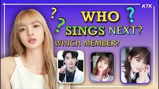 Who Sings Next? #2 |K-POP GAME|