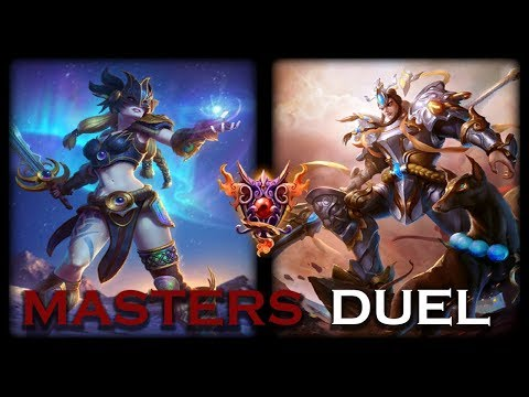 Smite: Masters Duel | Freya vs Erlang Shen | The Prophecy