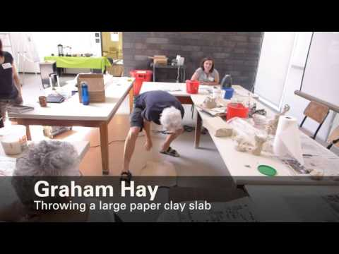 Paper Clay Symposium | Ceramics Program, Office for the Arts at Harvard, June 2015 on YouTube