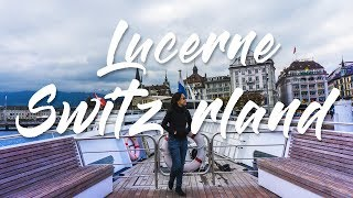 Gambar cover Lucerne on a Budget I Top Things to Do in Lucerne Switzerland