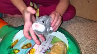 Интерактивный хомячок Zhu Zhu Pets