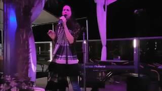 Susan Boon bij Muziekcafé Zeewolde 11 oktober 2018