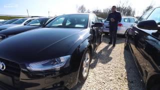 Выбираем Audi A4 автомобиль из Германии
