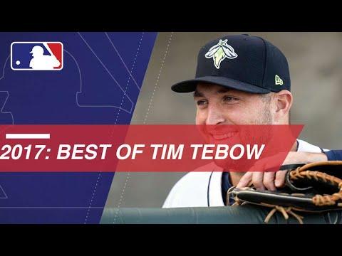 Tim Tebow's 2017 highlight reel