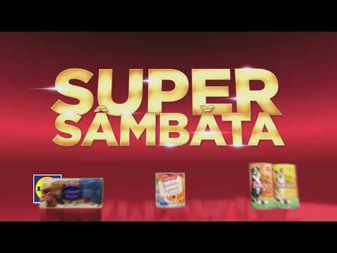 Super Sambata la Lidl • 27 Ianuarie 2018