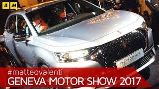 DS 7 Crossback, quando il SUV di lusso è francese | Salone di Ginevra 2017