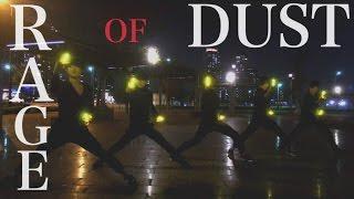 【JKz】RAGE OF DUST/SPYAIR【ヲタ芸】