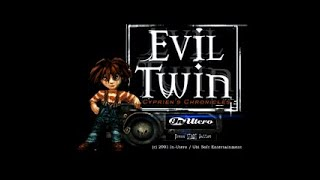 PS2 Longplay [004] Evil Twin: Cyprien