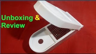 Ganesh Vegetable & Fruit Chopper Cutter Unboxing & Review