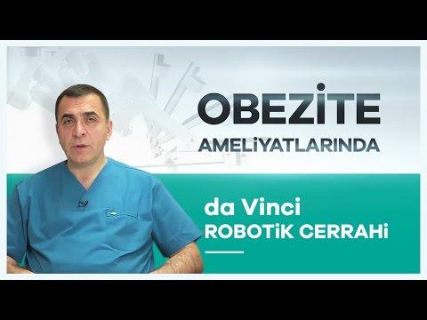 Obezite Cerrahisinde ''da Vinci Robotik Cerrahi'' Nin Avantajlar - Prof. Dr. Abdülkadir Bedirlioğlu