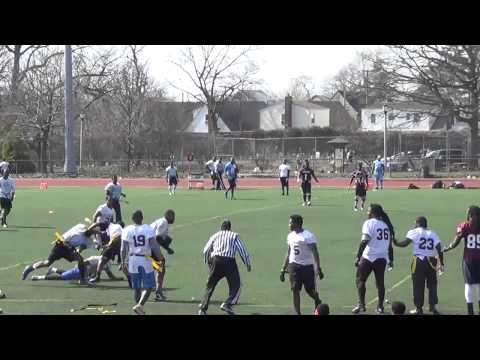 QFL Flag Football Week 8 Highl...