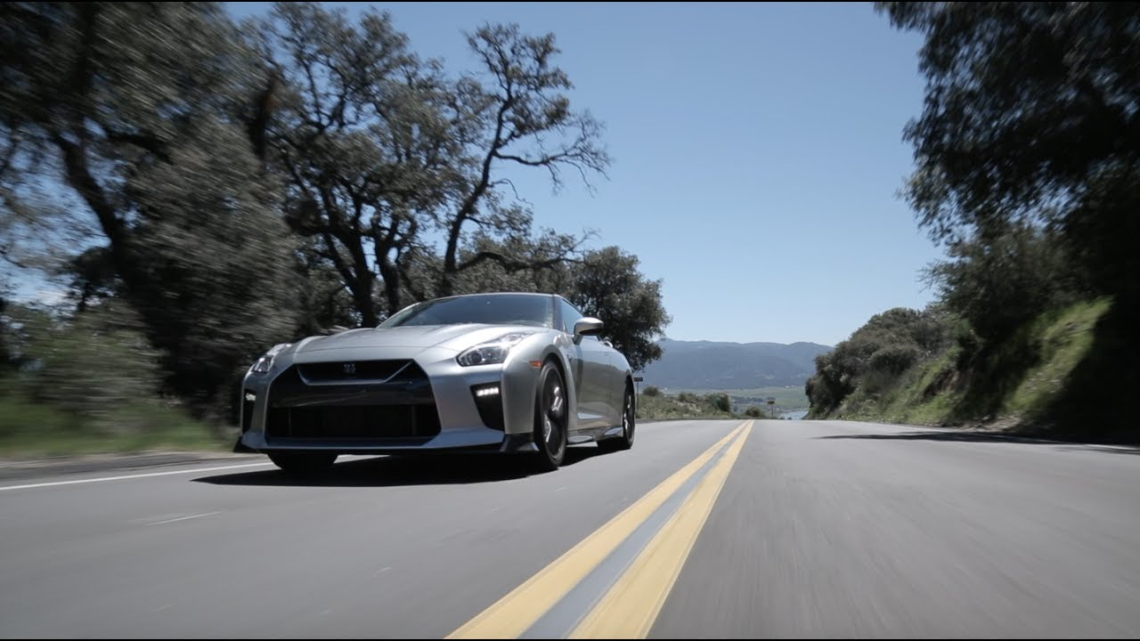 Beauty In Motion Teaser- 2017 Nissan GT-R Premium