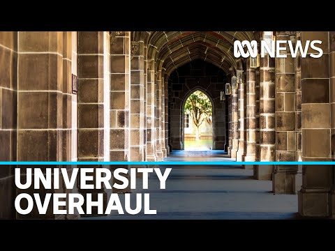 university-fees-to-be-overhauled-and-some-course-costs-to-double- -abc-news