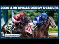 2020 Arkansas Derby Results | CBS Sports HQ