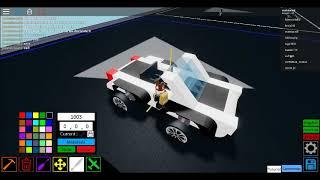 roblox plane crazy tutorial (how to make a car)