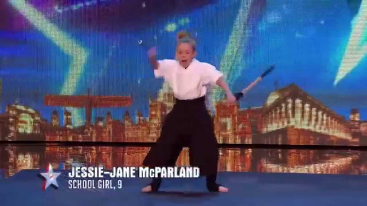 Download Don't mess with karate kid Jesse | Audition Week 2 | Britain's Got Talent 2015
