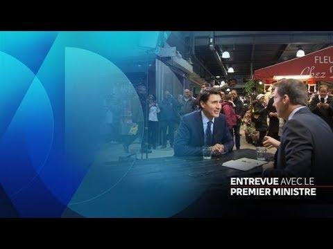 Bilan de l'année 2018: entrevue avec Justin Trudeau