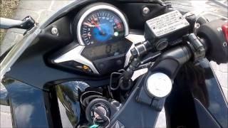 Honda CBR250R 2011 Mod