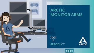 ARCTIC - Monitor Arms