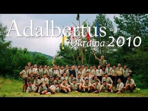 FOTO: Obóz Szkoleniowy Adalbertus - Skauci Europy   Ukraina 2010   www.skaut.fse.pl