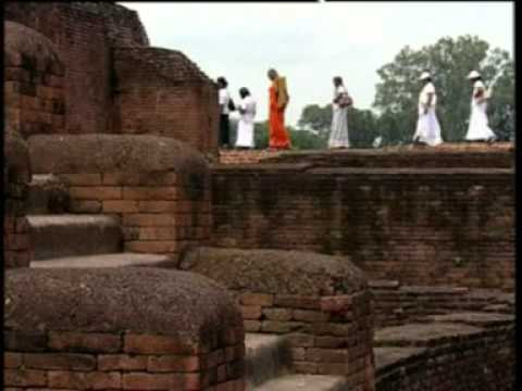 Buddhist Temple Tour India, Bihar - India Travel & Tours Video