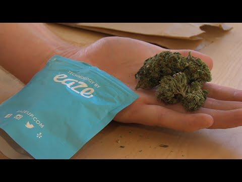Tough Marijuana Rules In San Diego Fuel Boom In Delivery Services
