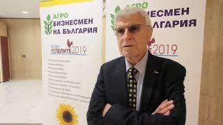 Акад. Атанас Атанасов, управител на Съвместния геномен център към Софийския университет