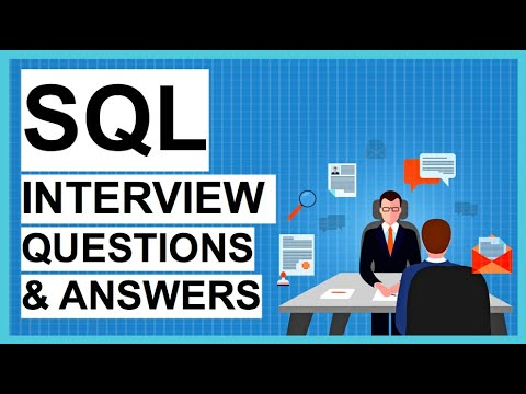 TOP 23 SQL INTERVIEW QUESTIONS & ANSWERS! (SQL Interview Tips + How to PASS an SQL interview!)