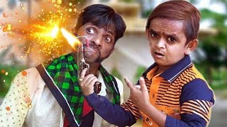 छोटू धोबी का कमाल | CHOTU DHOBI | Khandesh Hindi Comedy Video | Chotu Comedy