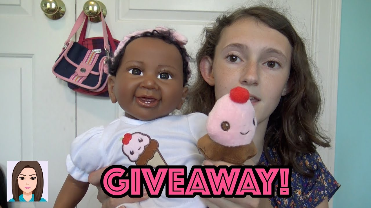 Paradise Galleries Summer Giveaway Free Reborn Baby