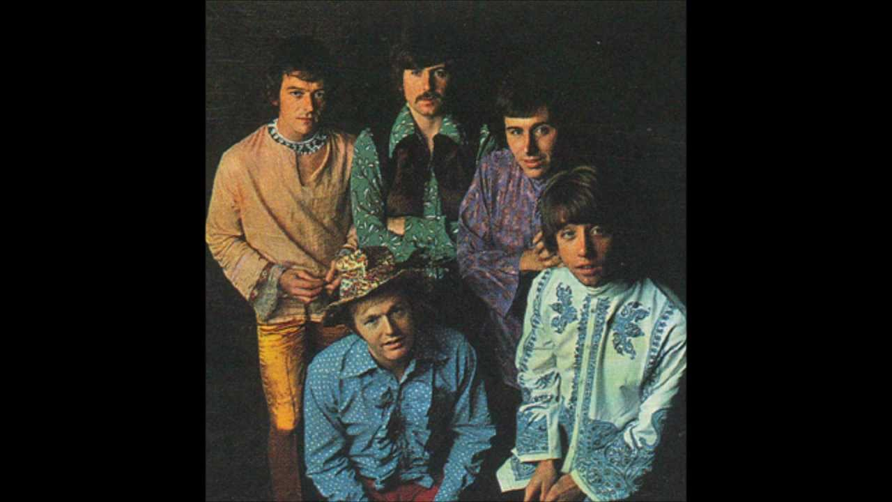 "The Hollies ""Carrie Anne"""