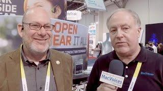 MacVoices #15028: CES - AfterShokz Delivers New Bone Conduction Headphones