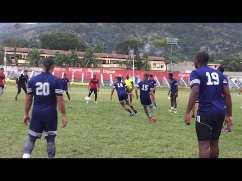 PRETEMPORADA 2017 HAITÍ | Día 1