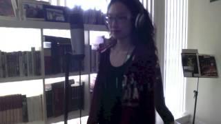 Theo sings Children Record / チルドレンレコード