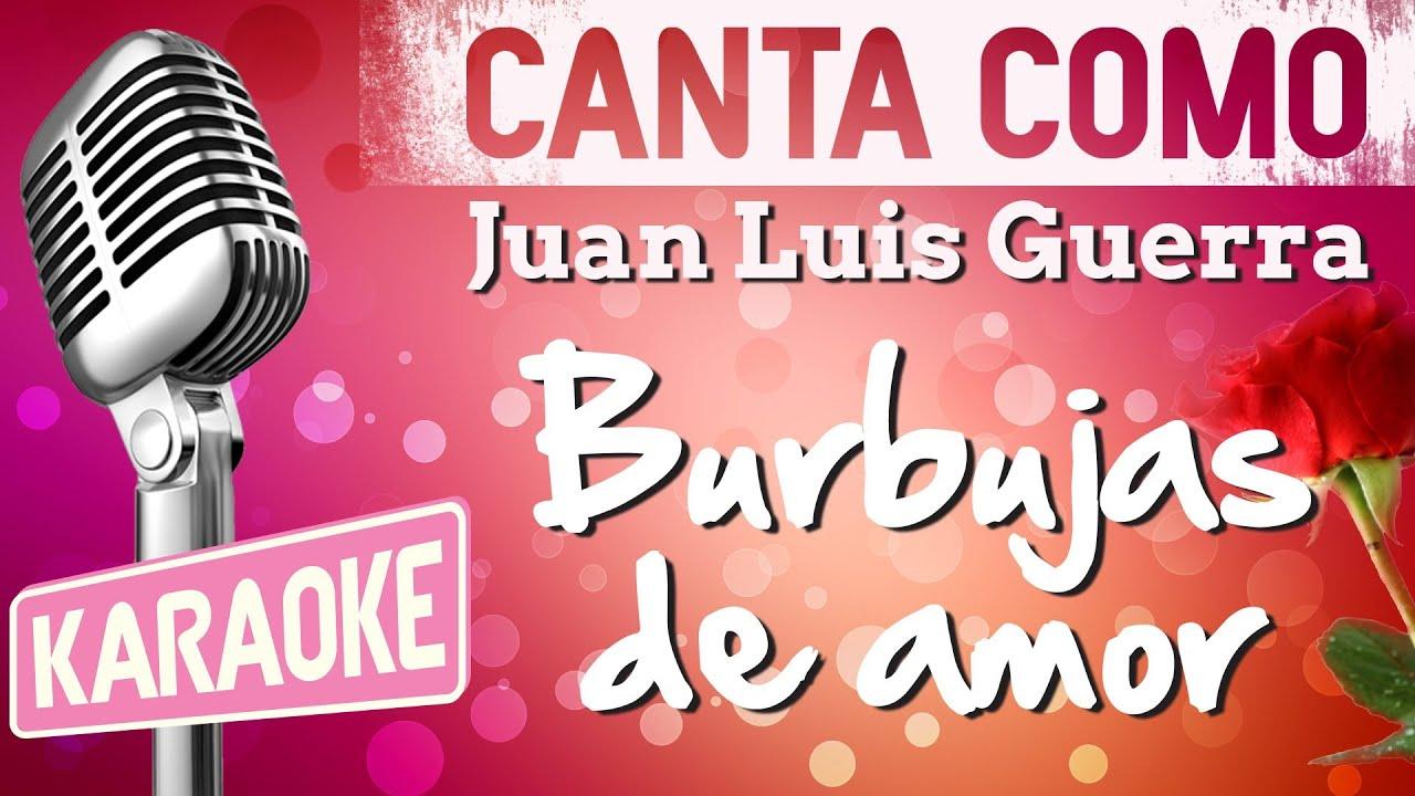 Burbujas De Amor (con Letra)