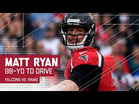Matt Ryan Guides Falcons 88 Yards to Extend Lead! | NFL Week 14 Highlights