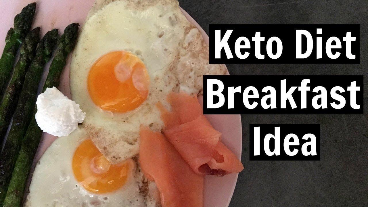 keto diet fried eggs ok