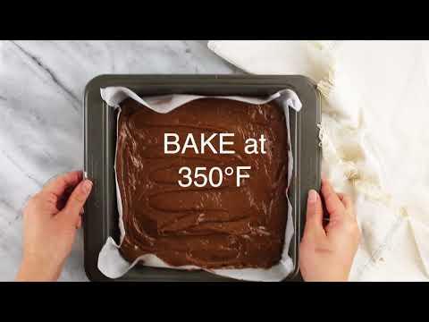 Earl Grey Brownies