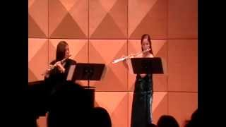 W.A. Mozart: Six Duets for Two Flutes No. 1