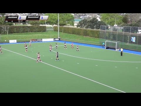 Auckland U18 Invitational Hockey 2017